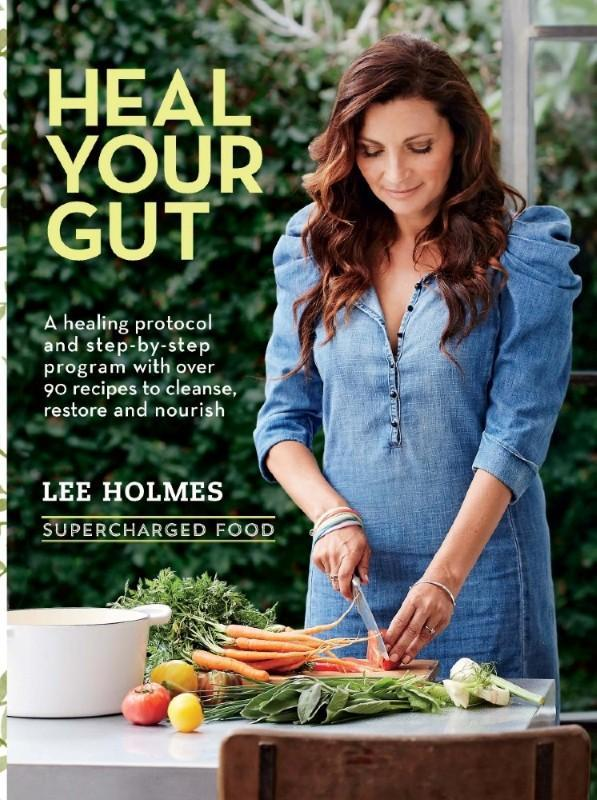 Heal Your Gut: Lee Holmes