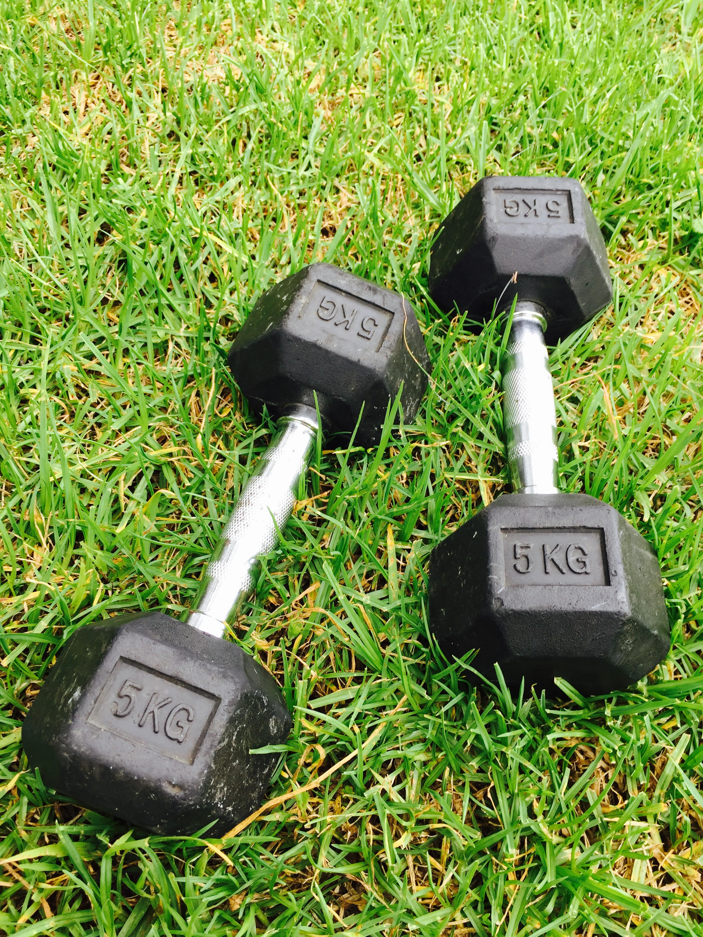 Full Body Dumbbell Workout (No Gym Required)