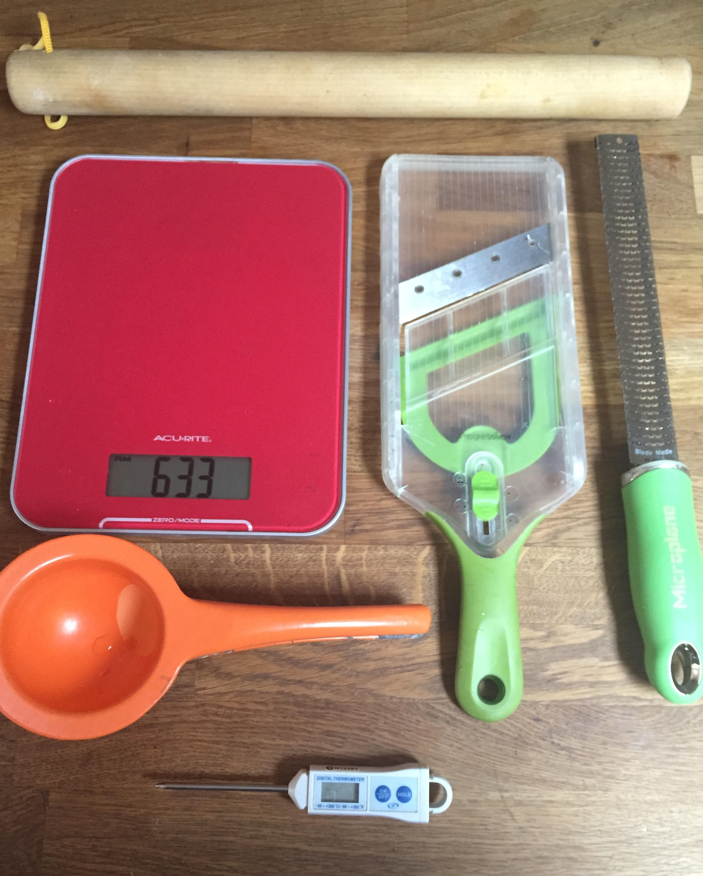Essential (Manual) Kitchen Gadgets