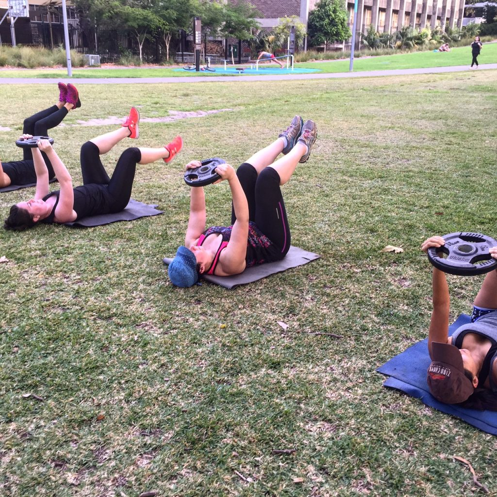 Surry Hills Bootcamp For Women Starts 22nd August 2016