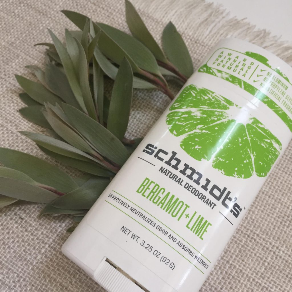 REVIEW: Schmidt's Deodorant