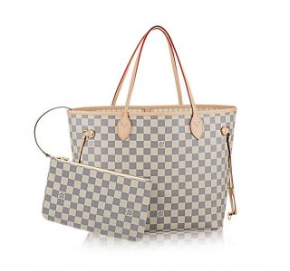 louis-vuitton-neverfull-mm-damier-azur-canvas-icons--N41361_PM2_Front view